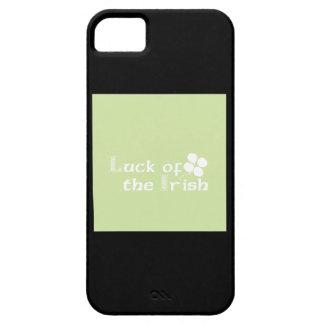Suerte del irlandés iPhone 5 carcasas