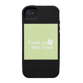 Suerte del irlandés iPhone 4 carcasas