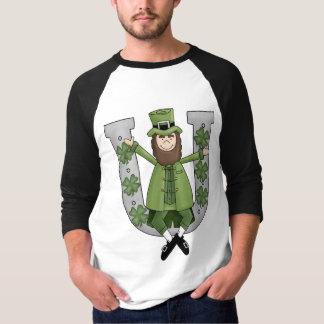Suerte irlandesa camisas