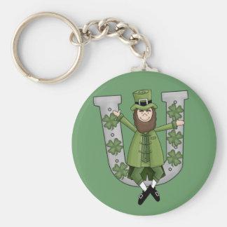 Suerte irlandesa llaveros personalizados