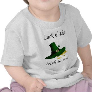 Suerte O el irlandés a Ya Camisetas