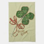 Suerte O la toalla de cocina irlandesa