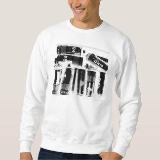 """Suéter blanco de Crewneck """"de la radiografía"""