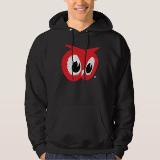 Suéter con capucha rojo de las tiendas de