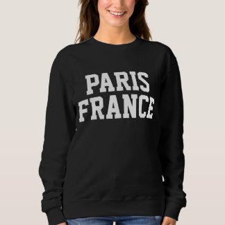 Suéter de las señoras de París Francia