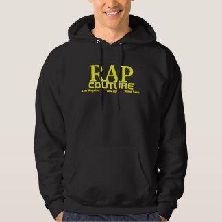 Suéter del álbum de las costuras del rap sudadera