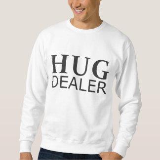Suéter del distribuidor autorizado del abrazo