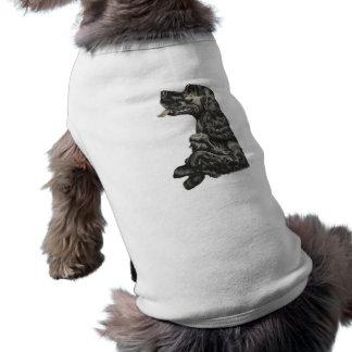 Suéter del mascota de cocker spaniel camisa de perrito