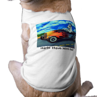 Suéter del perro de great dane Harl Camisetas De Mascota
