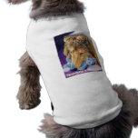 Suéter del perro pastor de Shetland Camisa De Perrito