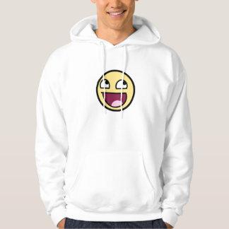 Suéter épico de la cara de Lol