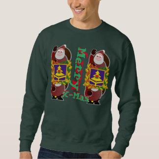 ¡Suéter épico del navidad! Pulóver Sudadera