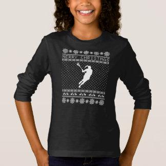 Suéter feo del navidad de LaCrosse