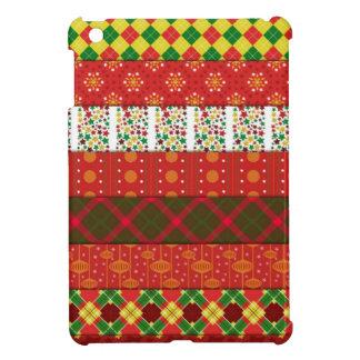 Suéter feo del navidad iPad mini coberturas