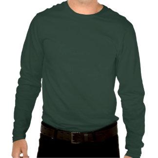 Suéter feo divertido del navidad camiseta