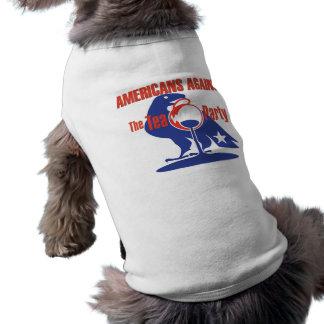 Suéter ligero del perro camisa de mascota