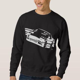 Suéter oblicuo del cuello barco de Mazda RX-7 FC3S Sudaderas