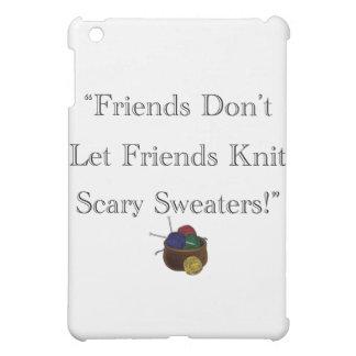 ¡Suéteres asustadizos!