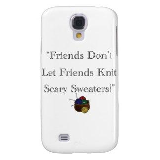 ¡Suéteres asustadizos! Funda Para Galaxy S4