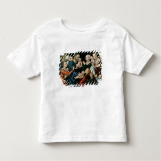 Suffer the Little Children to Come Unto Me, 1538 Toddler T-shirt