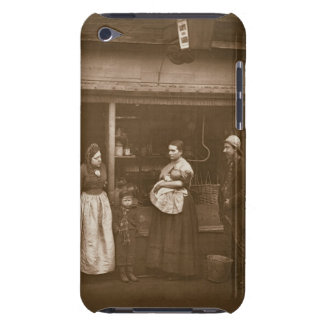 Sufferers from the Flood, from 'Street Life in Lon iPod Case-Mate Case