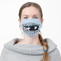 Sufferin' Succotash SYLVESTER™ Cut-Out Adult Cloth Face Mask