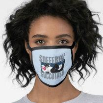 Sufferin' Succotash SYLVESTER™ Cut-Out Face Mask