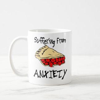 Suffering From Pie Anxiety Coffee Mug
