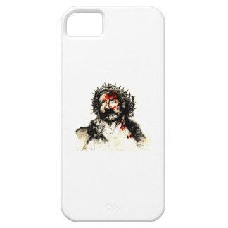 suffering jesus iphone case