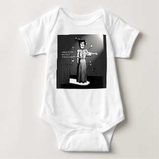Suffering slings of ourtrageous vegetables! baby bodysuit