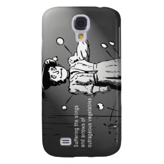 Suffering slings of ourtrageous vegetables! samsung galaxy s4 covers