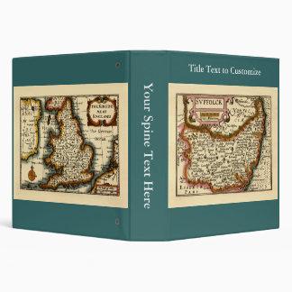 """Suffolck"" Suffolk County Map Binder"