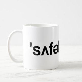 Suffolk County Long Island Phonetic Spelling Coffee Mug
