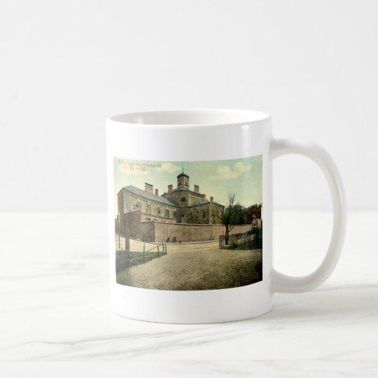 Suffolk Jail Boston Massachusetts 1915 Vintage Coffee Mug