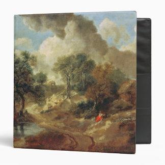 Suffolk Landscape, 1748 Binder
