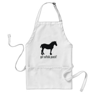 Suffolk Punch Aprons