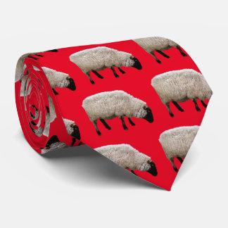 Suffolk Sheep Neck Tie