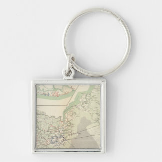 Suffolk & vicinity keychain