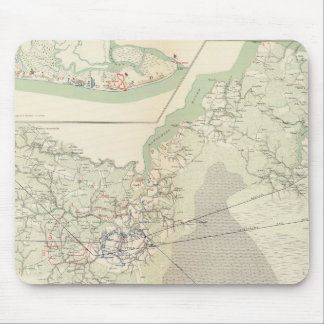 Suffolk & vicinity mouse pad
