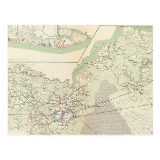 Suffolk & vicinity postcard