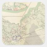 Suffolk & vicinity square sticker