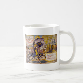 Suffrage Procession 1913 Coffee Mug