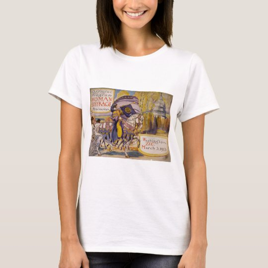 Suffrage Procession 1913 T-Shirt