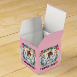 Suffragette Coffee & Chicory Favor Box