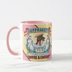Suffragette Coffee & Chicory Mug