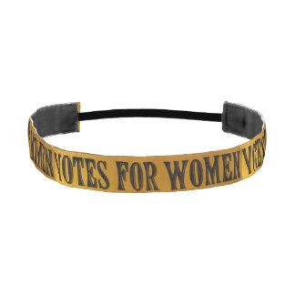 Suffragette Headband Votes For Women Banner!