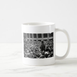 Suffragette Hits The Street: early 1910s Coffee Mug