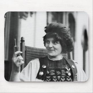 Suffragette Ida von Claussen Tapetes De Ratones