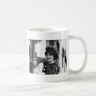 Suffragette Ida von Claussen Taza De Café