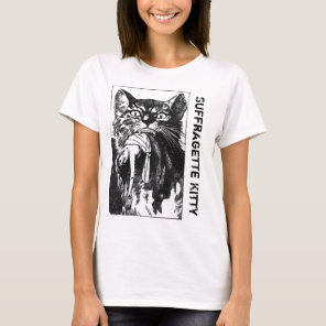 Suffragette Kitty Tee